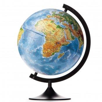 Глобус физический диаметр 320мм классик
