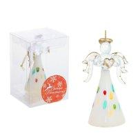 Сувенир-ангел белая мозаика