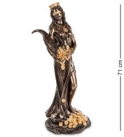 Ws-654/ 2 статуэтка фортуна - богиня счастья и удачи