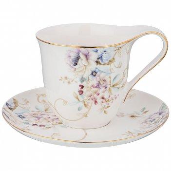 Чайный набор завтрак у короля 2пр. 275мл (кор=24наб.)