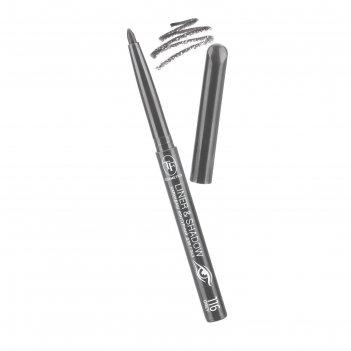 Контурный карандаш для глаз tf liner   shadow автоматический, тон №116 gre
