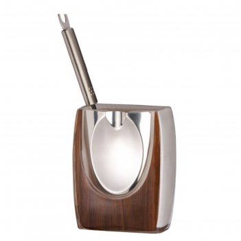 Подставка для столовых приборов ashley, цвет коричневый