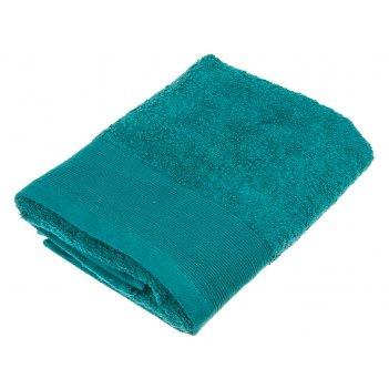Полотенце 50*90 см, 100% хлопок, плотность 450 г/м2 цвет изумрудный