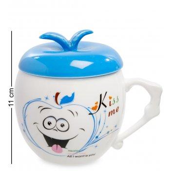 Mug-148/2 кружка веселое яблочко
