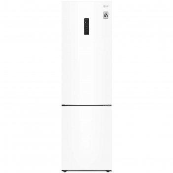 Холодильник lg ga-b509cqtl, двухкамерный, класс а+, 419 л, total no frost,