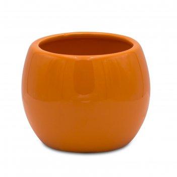 Стаканчик belly, цвет оранжевый