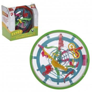Игрушка логическая «лабиринтус», 99 уровней
