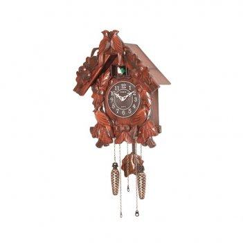 Часы с кукушкой sinix 685