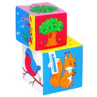 кубики для новорожденных