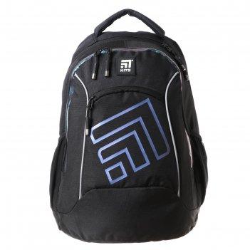 Рюкзак молодёжный kite 813l, 44 х 31 х 17, education, чёрный