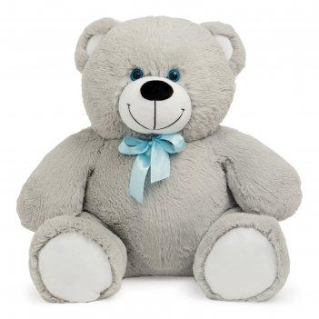 Мягкая игрушка мишка кузя, цвет серый, 80 см