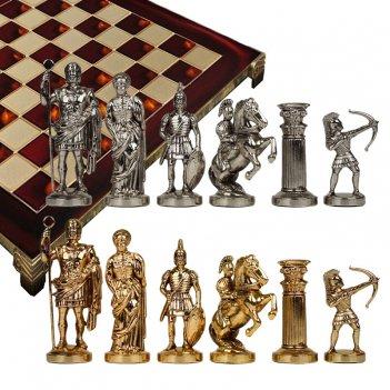 Шахматы сувенирные  античные войны