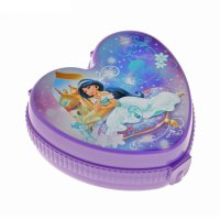 Шкатулка детская жасмин, фиолетовая