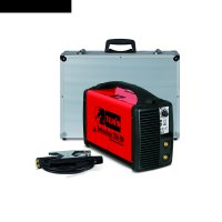 Сварочный аппарат telwin technology 236 hd 230v acx+alu c.case, 220в, 5-20