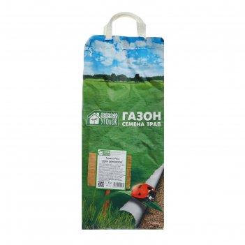 Газонная травосмесь  для сенокоса зеленый уголок, 5 кг