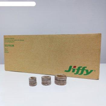Торфяные таблетки jiffy-7 24 мм,2000 шт/кор