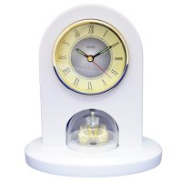 Настольные часы-будильник sinix 7037cw