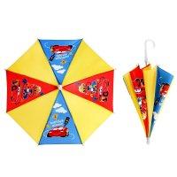 Зонт детский попробуй догони тачки, 8 спиц d=52 см
