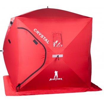 Палатка зимняя avirex crystal red 2-х местная