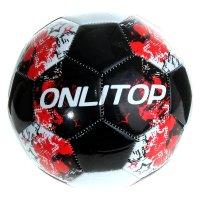 Мяч футбольный colden goal р.5 32 панели, pvc, 3 под. слоя, машин. сшивк