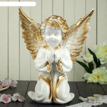 Статуэтка ангел с крыльями большой