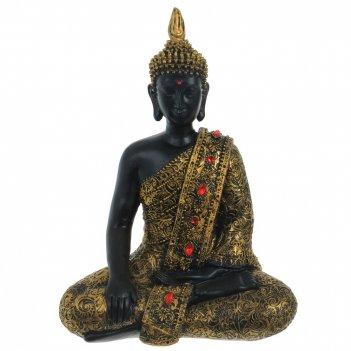Фигурка декоративная будда, l21 w11 h29 см