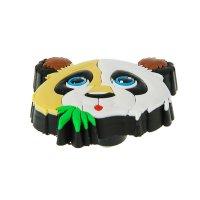 Ручка кнопка детская kid 001, панда, резиновая