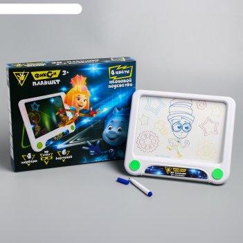 3d-планшет для рисования фиксики фикси планшет, свет sl-02795