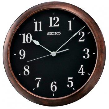 Настенные часы seiko qxa598z