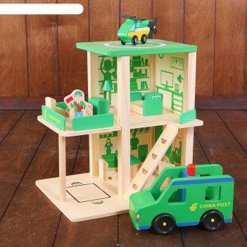Игровой набор почтовая станция