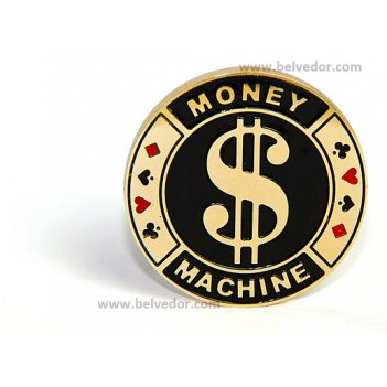 Хранитель карт card-guard money machine настоящий гвард из латуни