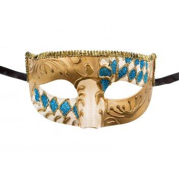Изделие декоративное маска карнавальная 15*8 см....