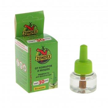 Жидкость для фумигатора глорус zondex 30 ночей