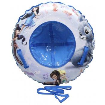 Disney феи тюбинг - надувные сани,резин.автокамера, материал глянцевый пвх