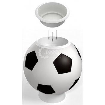 Цветочница «футбольный мяч» 1500мм