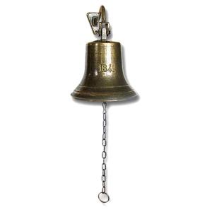 Рында - колокол корабельный на кронштейне