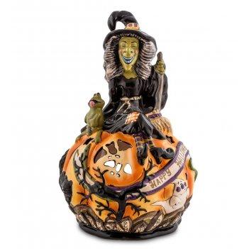 Bs-521 подсвечник домик тетушки ведьмы (pavone)