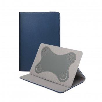 Чехол gresso прайм для планшетов 9-10, синий
