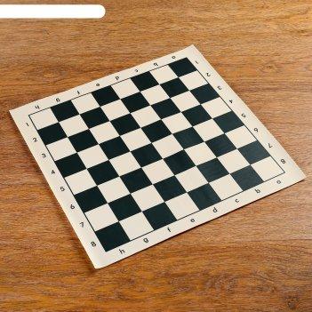 Доска шахматная, пвх,  34.3х34.3 см