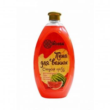 Пена для ванн la rossa освежающая cладкий арбуз, 1 л