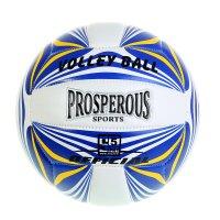 Мяч волейбольный prosperous р.5 18 панелей, pu, бутиловая камера, 250гр, ц