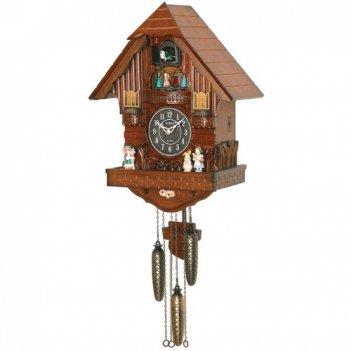 Настенные часы с кукушкой sinix 802