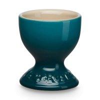 Подставка для яиц, высота: 5,9 см, материал: керамика, цвет: лазурь, le cr