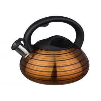 Чайник со свистком 3 л.ор=6шт.)