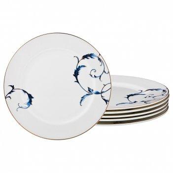 Набор подстановочных тарелок адель  из 6 шт. диаметр=26 см (кор=6набор.)