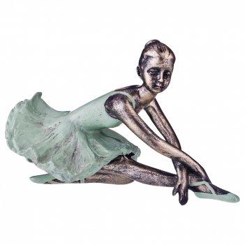 Статуэтка балерина 8*14,5*10 см. серия фьюжн (кор=36шт.)