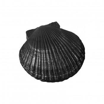 Камень для банной печи чугунный ракушка большая кчр-2 рубцовск