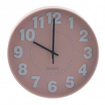 Часы настенные декоративные, l30 w4,5 h30 см, (1хаа не прилаг.)
