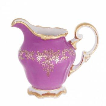 Молочник 450мл.ювел фиолетовый