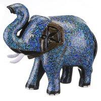 Фигурка слоник высота=22 см.длина=27 см.
